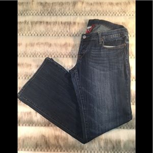 Lucky Brand Button Fly Size 14/32 reg Jeans